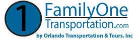 Orlando Shuttles | Family One Transporation